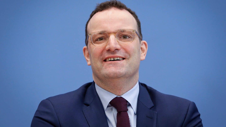 Jens Spahn, Gesundheitsminister (Foto: Imago, Foto: imago, Reiner Zensen)