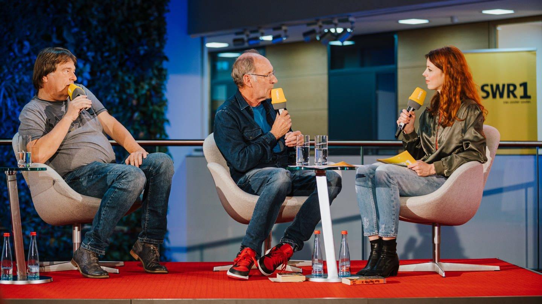 SWR1 Leute live mit Stefan Siller und Thomas Schmidt
