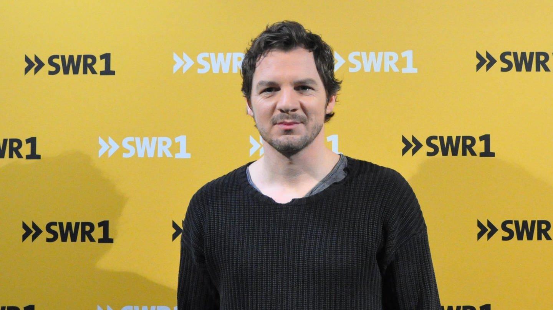 Felix Klare, Schauspieler, SWR1 Leute am 11.02.20, Wolfgang Heim (Foto: SWR, Isabelle Kern)