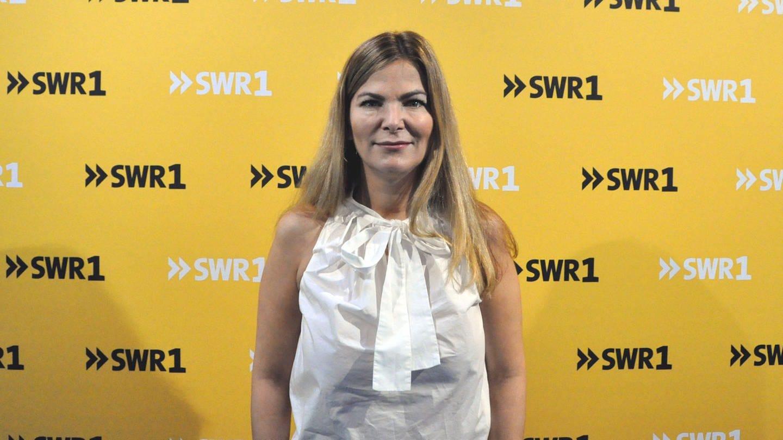 Sheila de Liz, Gynäkologin, SWR1 Leute am 15.9.2020 (Foto: SWR, Lara Benita Fischer)
