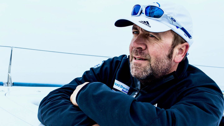 Tim Kröger, Profisegler (Foto: © blondsign/Eike Schurr)