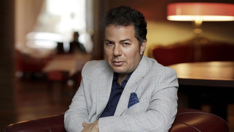 Hamed Abdel-Samad, Politikwissenschaftler und Publizist (Foto: dtv Verlagsgesellschaft)