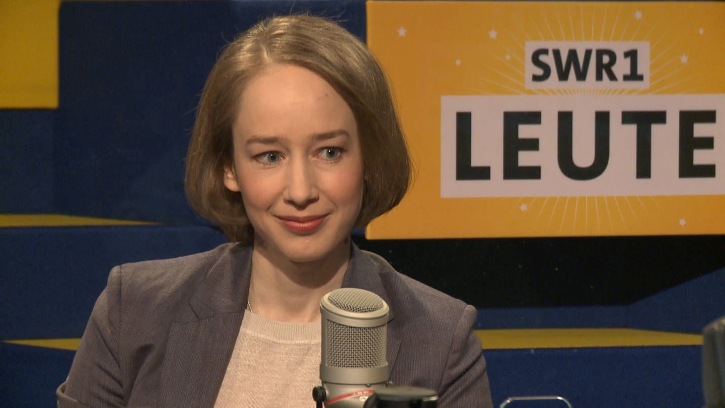 Dr. Sybille Anderl (Foto: SWR)
