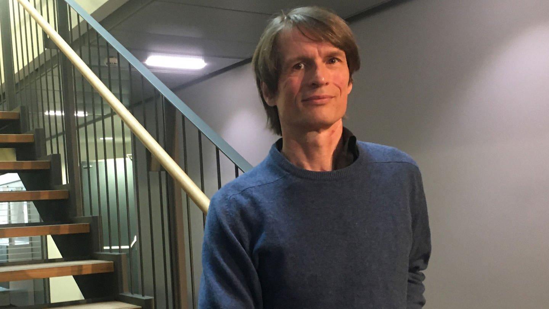 Prof. Jürgen Martschukat, Historiker, SWR1 Leute am 21.5.2021