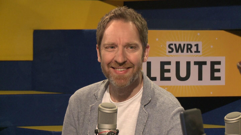 Christof Kneer am 11.6.2021, SWR1 Leute, Wolfgang Heim