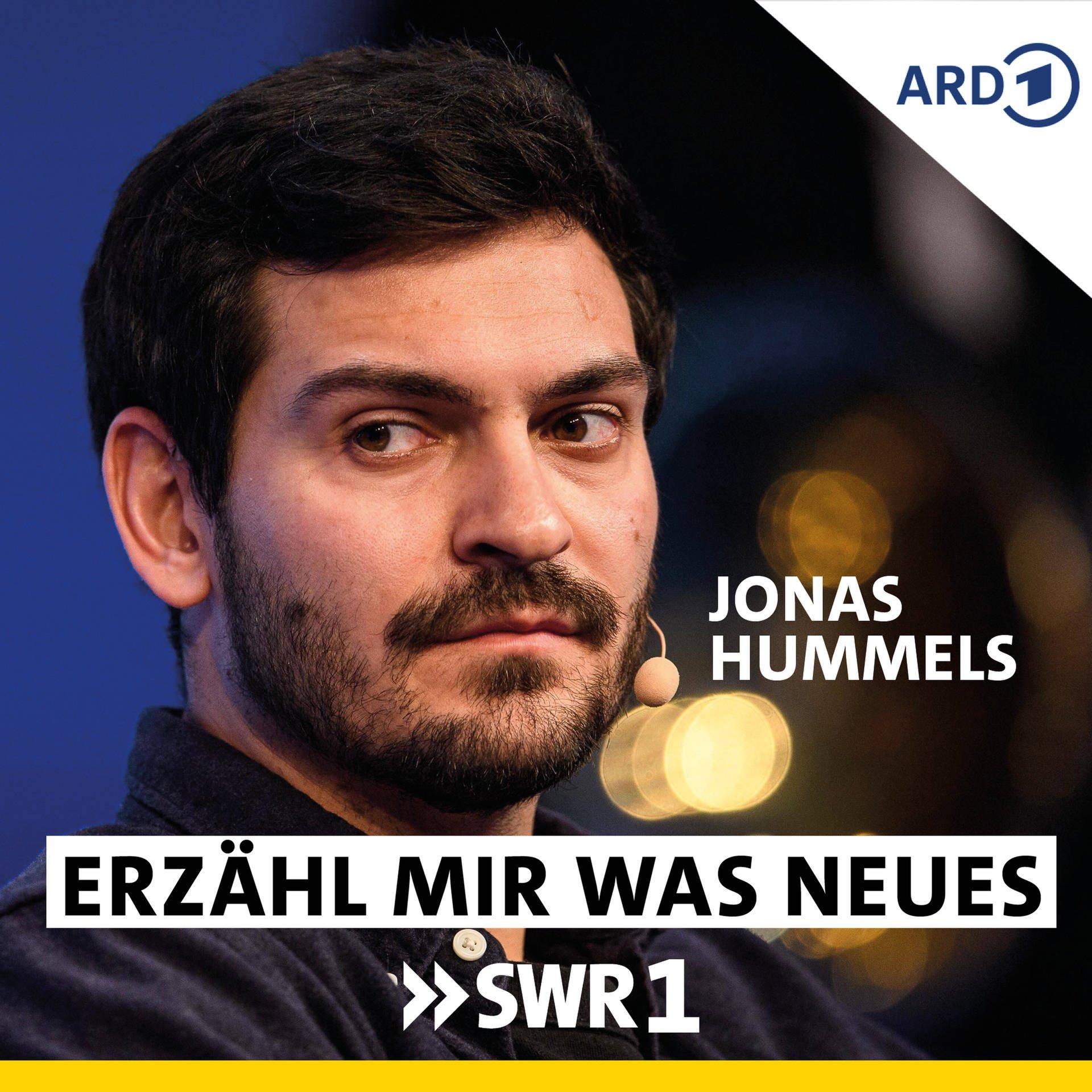 Jonas Hummels x Wolfgang Heim I Erzähl mir was Neues