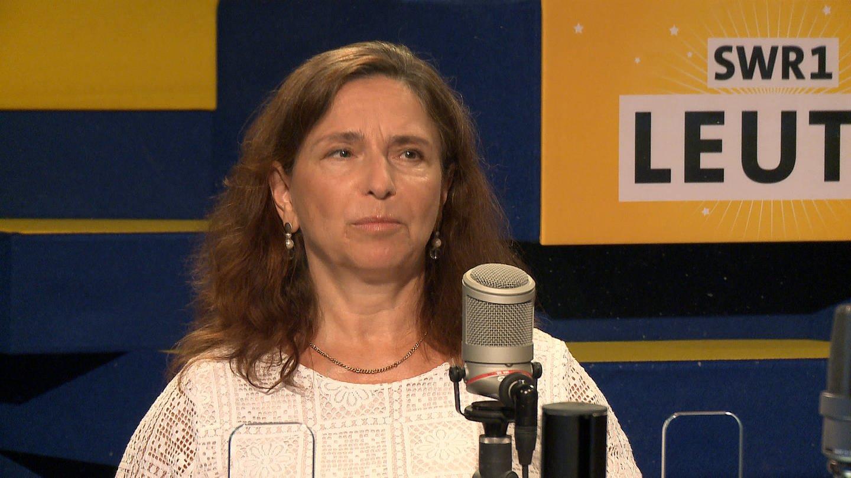 Psychotherapeutin Brigitte Holzinger zu Gast bei SWR1 Leute