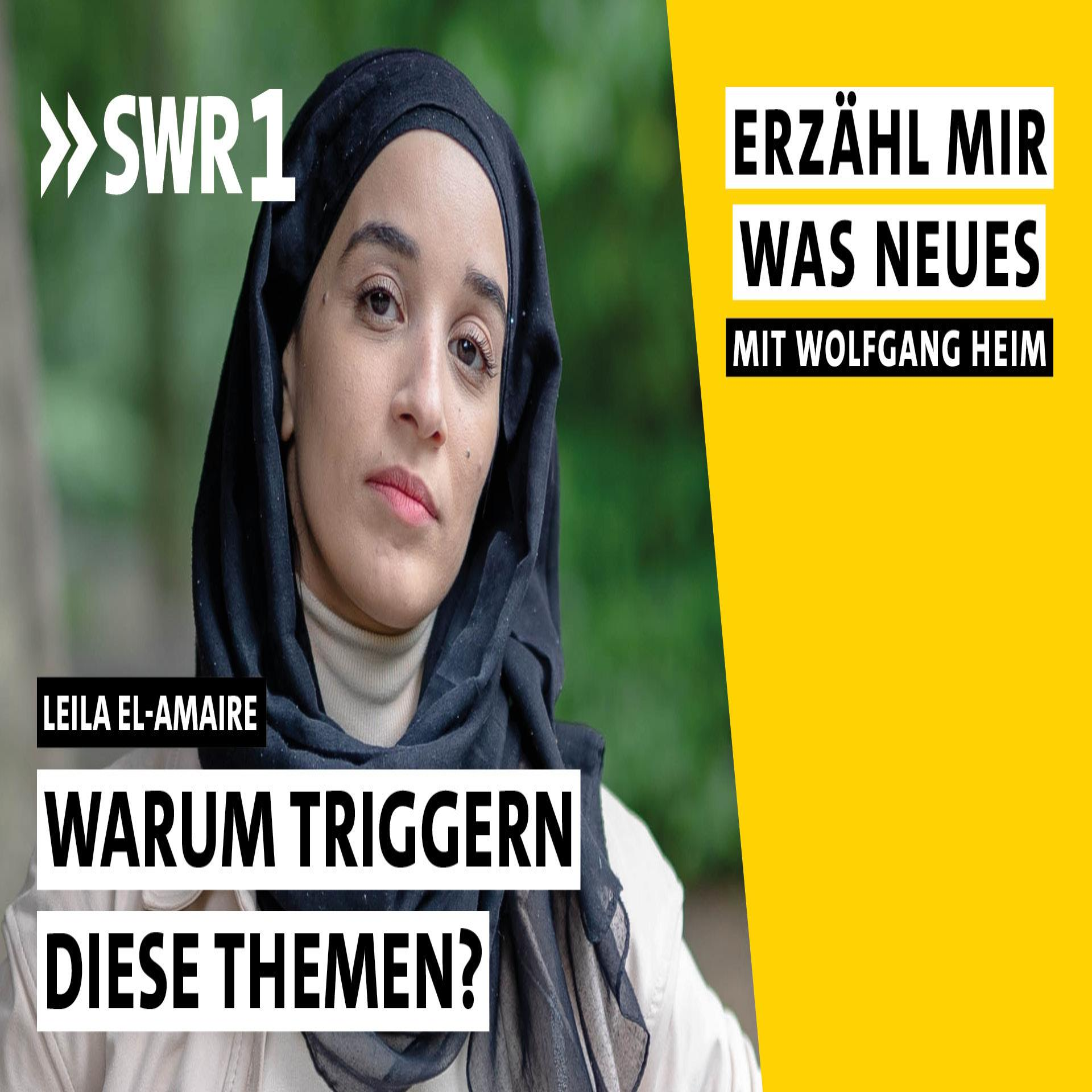 Leila El-Amaire x Wolfgang Heim I Erzähl mir was Neues
