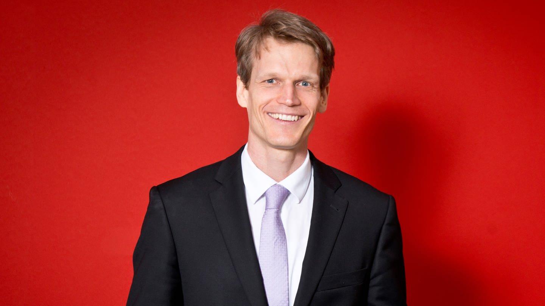 Sven Voelpel, Altersforscher (Foto: Foto: Annette Riedl)