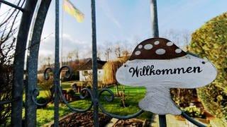 Kleingarten (Foto: picture-alliance / Reportdienste, Henning Kaiser)
