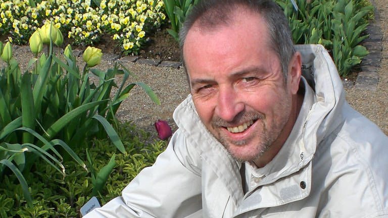 SWR1 Gartenexperte Hans-Willi Konrad (Foto: SWR)