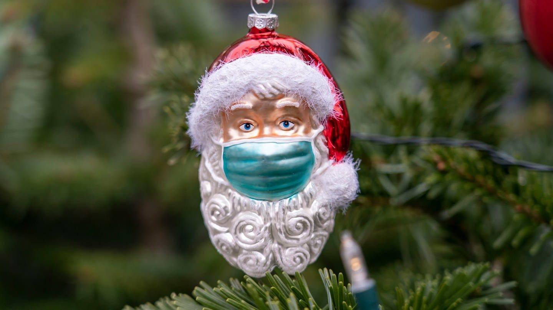 Dieses Jahr müssen sich die Menschen auf zahlreiche Einschränlungen während der Weihnachtsfeiertage einstellen