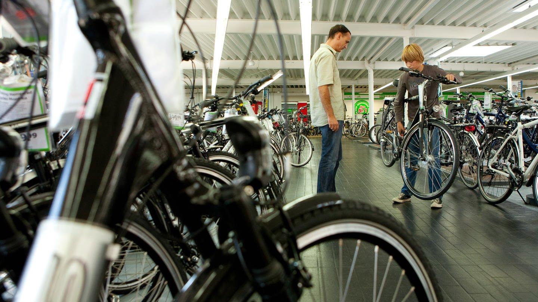 Aufgepasst beim Fahrradkauf