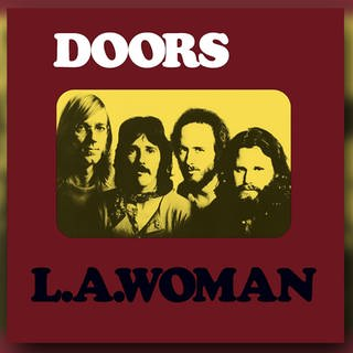 Cover: The Doors - L.A. Woman (Foto: Rhino/Warner)