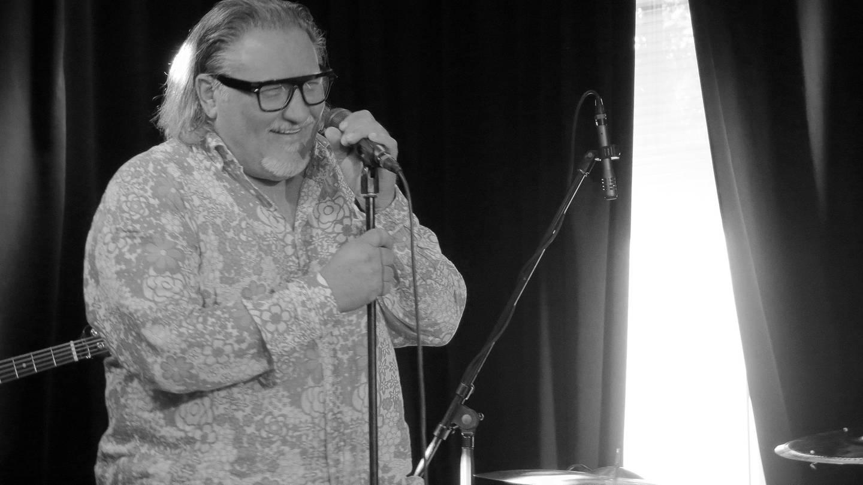 Sänger Edo Zanki ist im Alter von 66 Jahren gestorben. (Foto: K. Weis) (Foto: SWR)