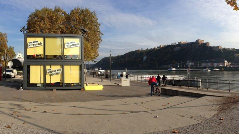 SWR1 Hitparade 2013 in Koblenz (Foto: SWR)