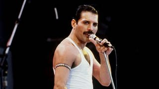 Queen-Sänger Freddy Mercury (Foto: dpa Bildfunk, Picture Alliance)