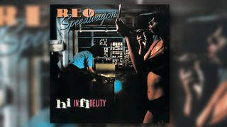 Cover: Reao Speedwagon - HiInfidelity (Foto: Sony/Epic)
