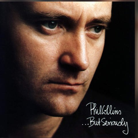 "Cover: Phil Collins - ""... but seriously"" (Foto: Warner)"