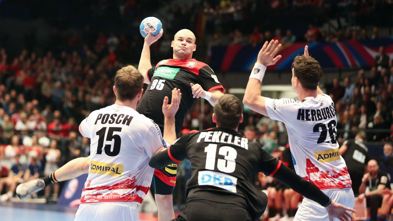Mangel an Migranten im Handball (Foto: picture-alliance / Reportdienste, bild pressehaus)