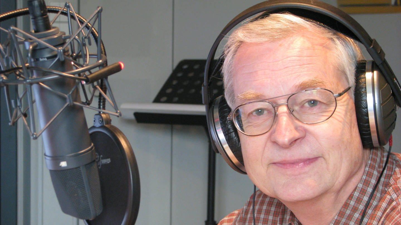 SWR1 Namenforscher Prof. Jürgen Udolph (Foto: SWR, SWR)