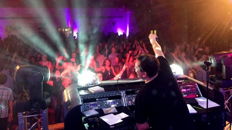 Night Fever Party mit SWR1 DJ Johannes Held (Foto: SWR, SWR1)