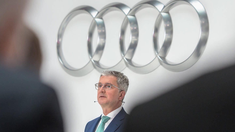 Dieselskandal: Prozess gegen Ex-Audi-Chef startet (Foto: dpa Bildfunk, Picture Alliance)