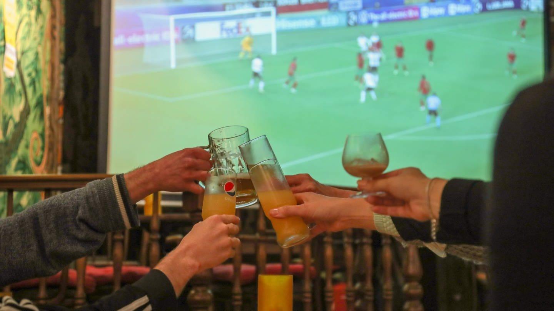 Fußball-Großereignisse wie die Europameisterschaft sind normalerweise für die Wirtschaft ein Grund zum Jubeln