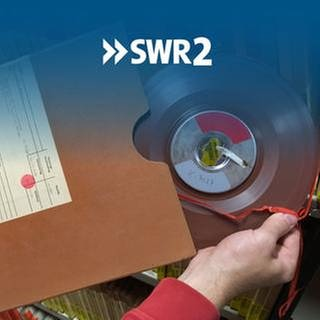 SWR2 Archivradio (Foto: SWR, SWR - Candy Sauer / Collage: SWR)