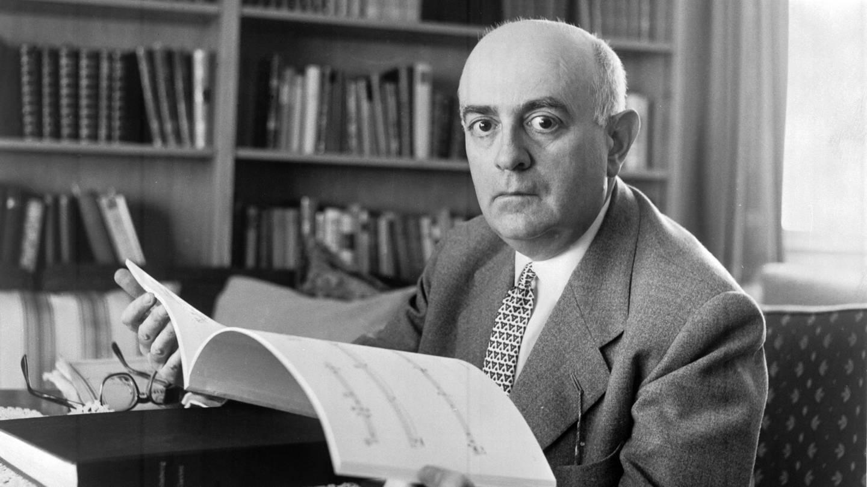 Theodor W. Adorno (Foto: Colourbox)