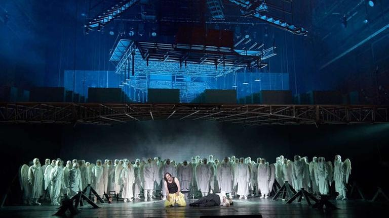 0617 Oper Stuttgart - Mefistofele (Foto: Pressestelle, Staatsoper Stuttgart - Foto: Thomas Aurin)