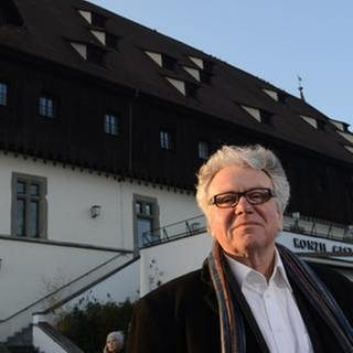 Christoph Nix, Intendant des Stadttheaters in Konstanz am Bodensee (Baden-Württemberg) (Foto: picture-alliance / dpa, picture-alliance / dpa - Patrick Seeger)