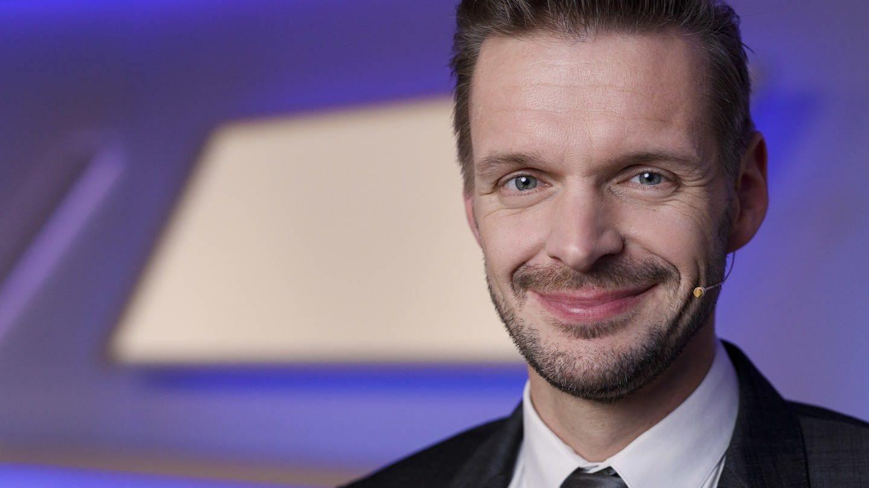 Der Kabarettist Florian Schröder (Foto: picture-alliance / Reportdienste, Geisler-Fotopress)