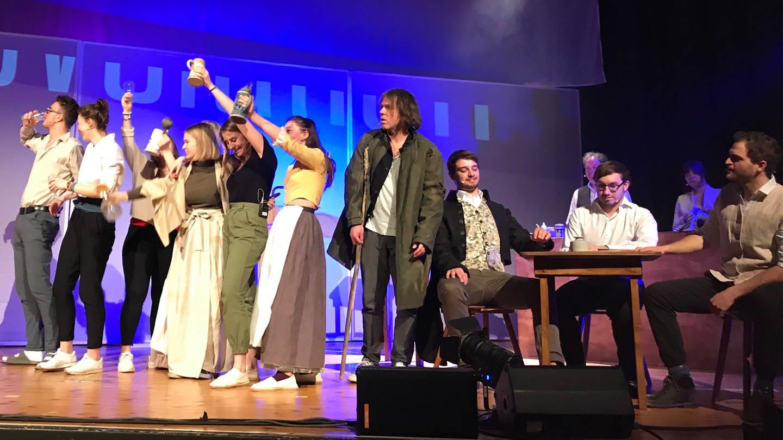 Hölder - das Musical - Generalprobe (Foto: SWR, Silke Arning)