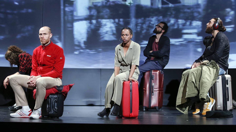 Maxim Gorki Theater Berlin (Foto: Imago, DRAMA-Berlin.de)