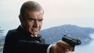Sean Connery Characters: James Bond Film: Never Say Never Again  (Foto: Imago, IMAGO / Mary Evans)