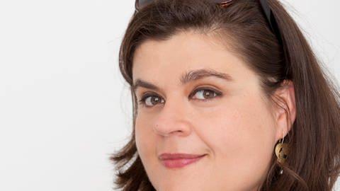 Literatur- und Medienwissenschaftlerin Ania Mauruschat (Foto: SWR, aniamauruschat.de/Fotografin: Maria Dorner)