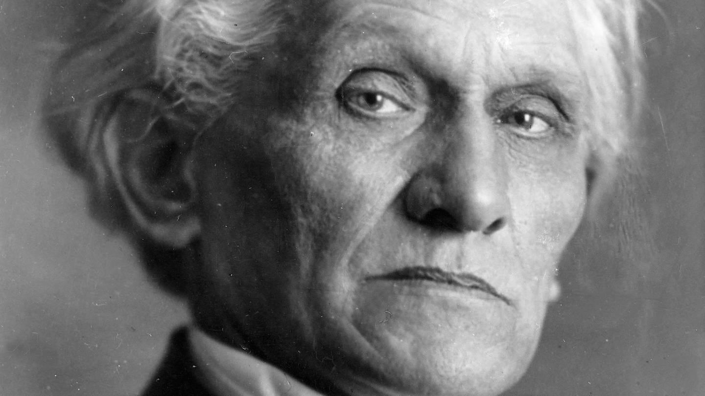 Portrait of Stefan George (1868-1933) (Foto: picture-alliance / Reportdienste, © Fine Art Images ...)