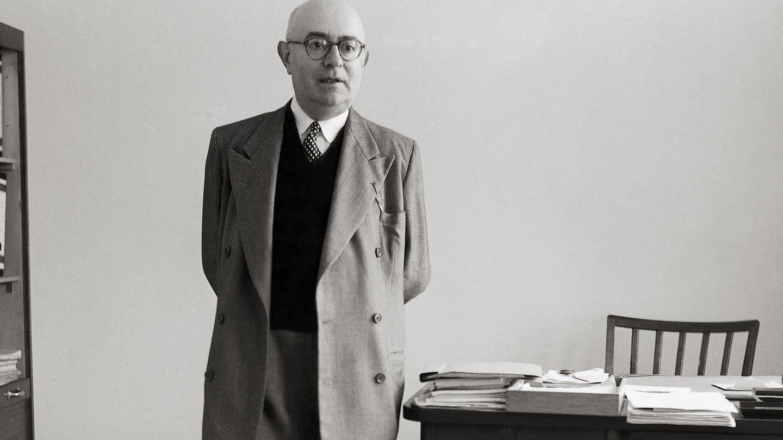 Theodor W. Adorno (1958) (Foto: picture-alliance / Reportdienste, Franz Hubmann / Imagno)