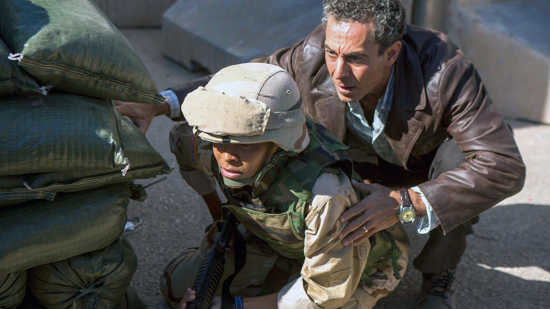 Bagdad nach dem Sturm von Ben A. Williams (Foto: Pressestelle, ARTE)