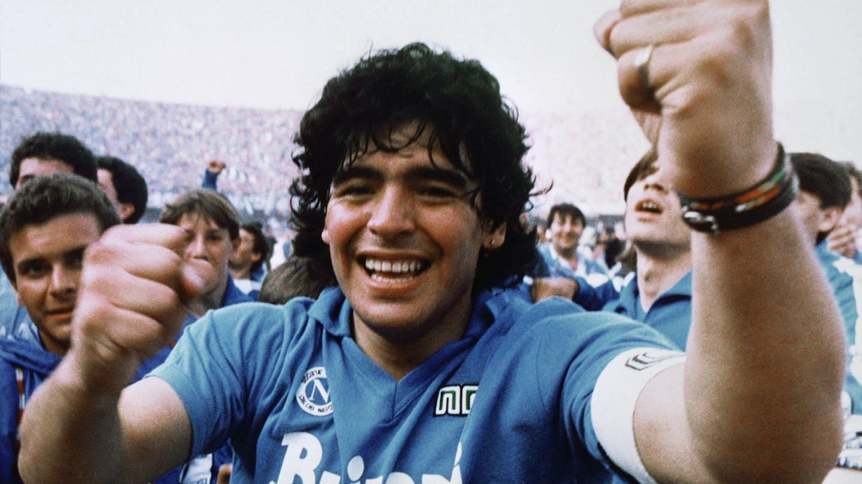 Diego Maradona von Asif Kapadia (Foto: Pressestelle, FilmPressKit)