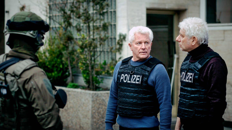 Tatort München: Unklare Lage (Foto: Pressestelle, br-foto)