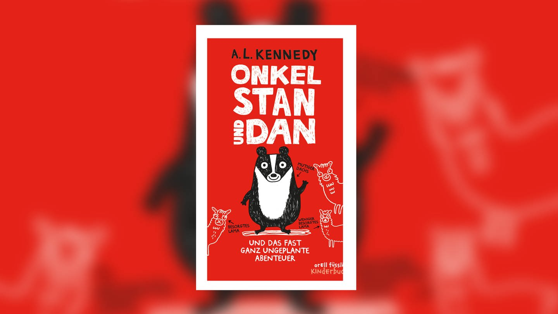 Cover des Buches von A.L.Kennedy (Foto: Pressestelle, Orell Füssli Verlag)