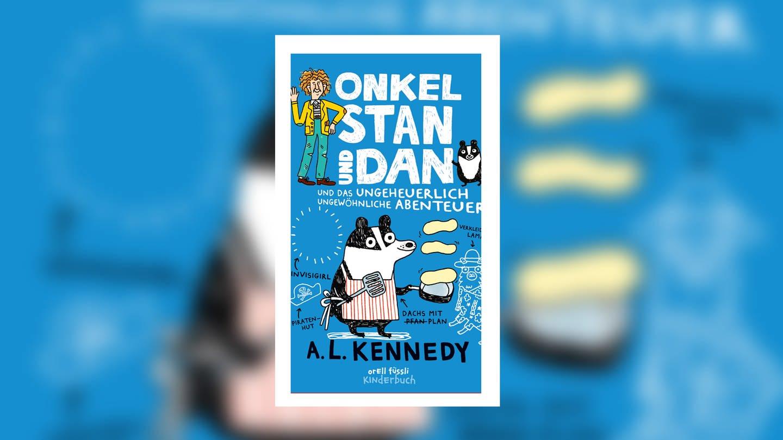 Cover des Buches von A. L. Kennedy (Foto: Pressestelle, Orell Füssli Verlag)