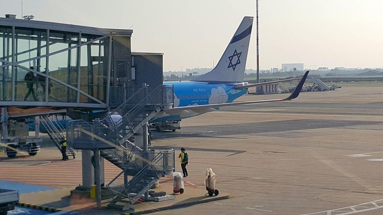 Flughafen Ben Gurion (Foto: SWR, SWR - Ofer Waldman)