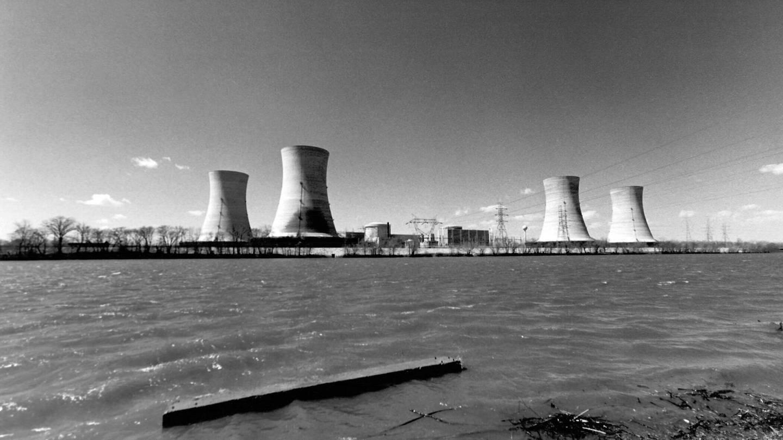 Kernkraftwerk  Three Mile Island am Susquehanna River südlich von Harrisburg (Foto: Imago, Everett Collection)