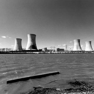 Kernkraftwerk  Three Mile Island am Susquehanna River südlich von Harrisburg (Foto: Imago, Everett Collection)