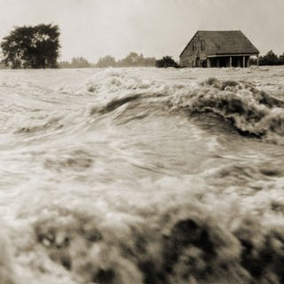 Mississippi Hochwasser (1927) (Foto: picture-alliance / Reportdienste, Everett Collection | Courtesy Everett Collection)