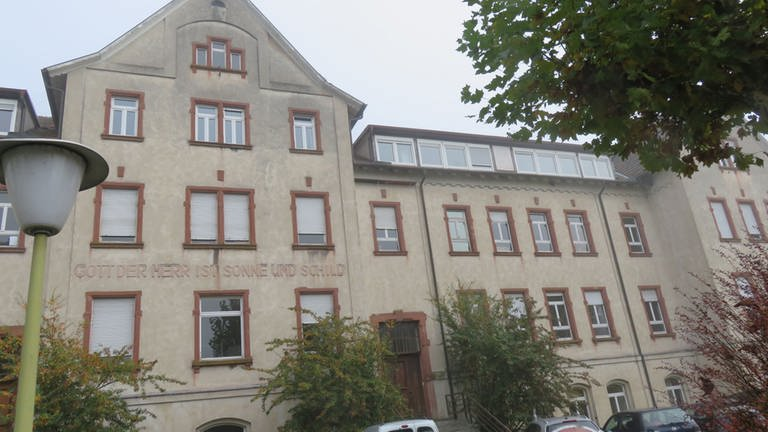 Das ehemalige Hauptgebäude der Diakonie Kork (Foto: SWR, SWR - Charly Kowalczyk)