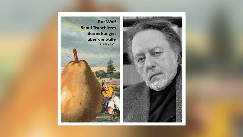 Der Schriftsteller Ror Wolf (Foto: dpa Bildfunk, Schöffling Verlag)